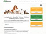 Guide d'achats de produits pour animaux domestiques