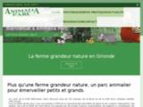 Parc animalier, ferme, attractions, activités enfants - Animalia Parc en Gironde, Aquitaine
