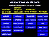 Animasud - Animations et divertissements pour adultes et enfants en PACA