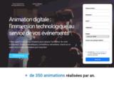 ANIMATION DIGITALE | osez l'innovation pour votre événement