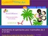 Animations et spectacles pour enfants de 2 à 12 ans