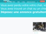Annonces de chiens ou de chats perdus ou trouvés en France et en Belgique - Animaux Perdus