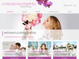 Boutique Anne Fleurs à Agde (34)