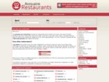 Annuaire des restaurants et traiteurs en France