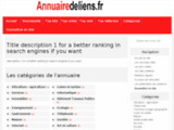 Annuairedeliens.fr
