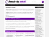 Annuaire des consultants en France