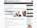 Annuaire professionnel de la formation en France