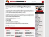 Le portail des entreprises belges francophones