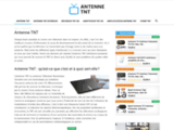 Réception TV TNT par antenne