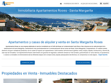 Apartamentos Roses - Venta y Alquiler - Santa Margarita  - Costa Brava