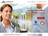 Apostille et légalisation de documents
