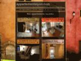 Appartements meublés Lyon. Location courte durée ou vacances