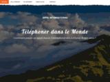 Téléphoner en France vers et depuis l'étranger