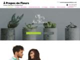 Fleuriste à L'Île Bouchard en Indre-et-Loire (37)