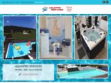 Piscinier, pisciniste : construction et rénovation de piscines en béton - Chenove, Beaune, Dijon,