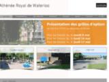 Athénée Royal de Waterloo - Ecoles, internat