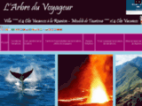 L' Arbre du voyageur : Villa vacances avec piscine et jacuzzi, Réunion