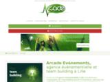 Arcade-agence evenementiel sportif et d'aventures lille