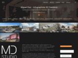 infographiste 3D, perspective, architecture, illustrateur, rendu 3D d