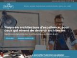 Prepa pour ecole d architecture