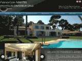 Architecte d'interieur Antibes patrick colin martin Cannes d?corateur d'interieur Alpes Maritimes 06