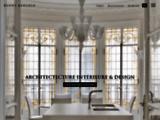 Architecte d'intérieur à Paris