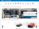 ARCY AUTOMOBILES - spécialiste de la vente automobile neuf et occasion