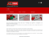Arditegia – Vente en ligne de produits et articles du pays basque – brodeur