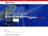 Accueil - ARMELEC | Electricien pro Grenoble - Versoud