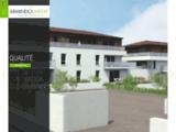Maisons et appartements neufs sur Colmar avec Armindo Habitat
