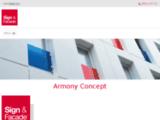 Armony Concept SA / Liège - Belgique / Bienvenue - Welkom - Welcome - Willkommen