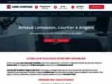 Courtier en crédit immobilier à Angers