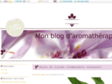 Mon blog d'aromathérapie -