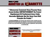 Recevez Votre Guide GRATUIT Pour Arreter de fumer Immédiat | Comment Arrêter D