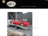 ARS Classic Ferrari garage Var réparation Maserati Lamborghini maintenance voiture italienne 83 vaucluse région paca