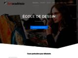 Artacademie - les cours des dessin et peinture a Paris