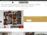 Boutique de tableau moderne et colore pour la deco interieure