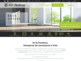 Menuisier Art et Fenêtres Trets, Gardanne - fenêtre PVC