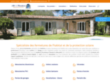 Menuisier installateur de fenêtres Alu et PVC à Mouans Sartoux