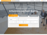 Agence immobilière ArthurImmo sur Saint Quentin