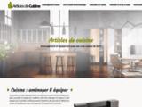 Articles de cuisine : Ustensiles, matériel et accessoires