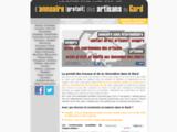 Artisan du Gard à Nimes, Alès et Bagnols-sur-Cèze