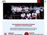 Rénovation et Travaux à Toulouse