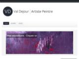 Artiste Peintre - Val Dejour