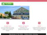 AS HOTEL, GROUPE AS HOTEL, hotel artenay, restaurant artenay