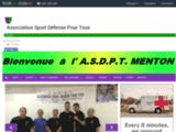 Site officiel du club de karaté Association Sport Défense Pour Tous avec Clubeo, création de site Internet gratuit pour club de karaté