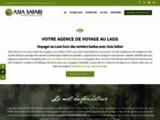 Agence voyages Laos - Asia Safari- Séjours Laos, circuits Laos, resort Laos et croisières Mékong