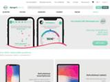 aSmartWorld - smartphones et tablettes d'occasion reconditionnés issus de l'éc