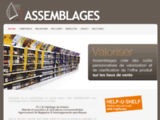 Fabrication stands & agencement magasins - Assemblages
