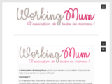 Working Mum | l'association de toutes les mamans